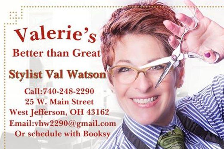 Valerie's Better than Great