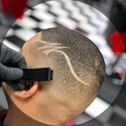 Carlos @ Hall Of Fame Barbershop, 3260 Vineland Rd #107, Kissimmee, FL, 34746