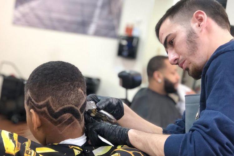 Benny Blendz @ Bricks Barber Salon