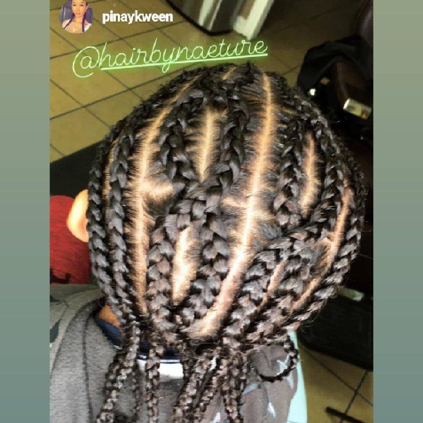 Barbershop, Hair Salon, Beauty Salon - Hair Lounge(hairbynaeture)