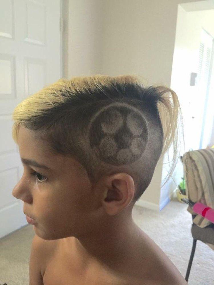 A soccer ball for a soccer fan