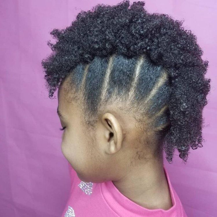 Children's mohawk