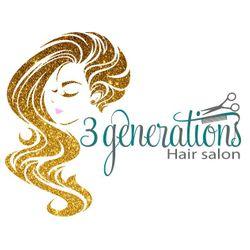 3 Generations Hair Salon, 202 East Utica Street, Sellersburg, 47172