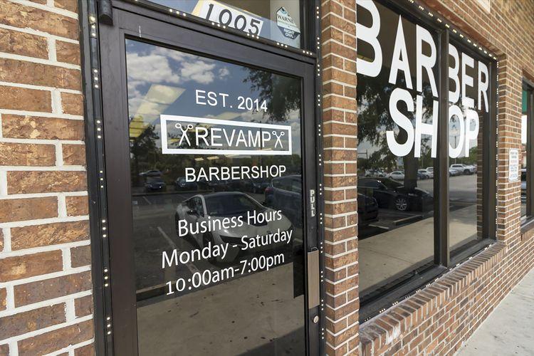 Revamp Barbershop