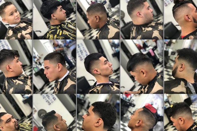 Jp The Barber