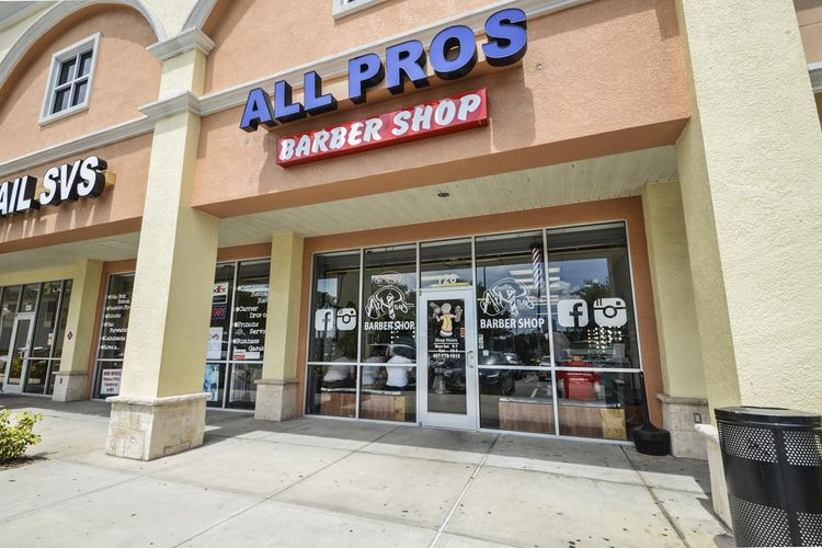 All Pros Barbershop