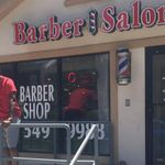 The Confident Man Barbershop