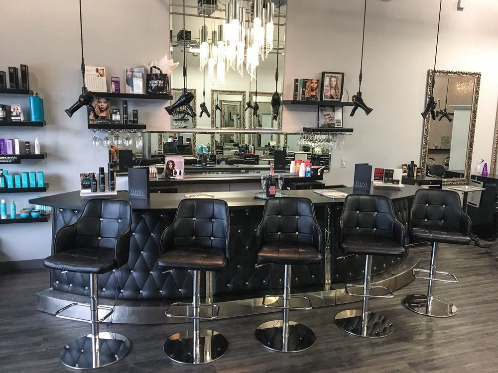 Look Salon  and  Blow Dry Bar