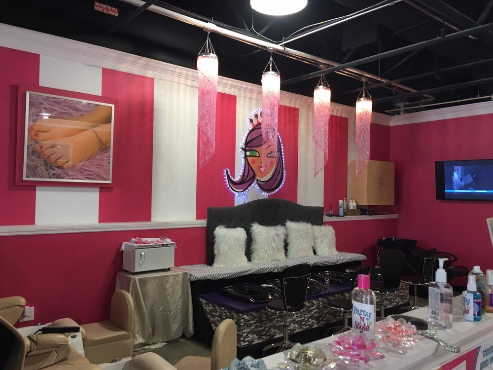 Party N Style-Kids Spa