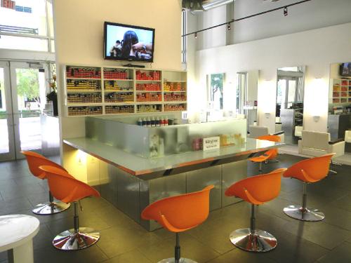 Sharp Designers Hair Salon