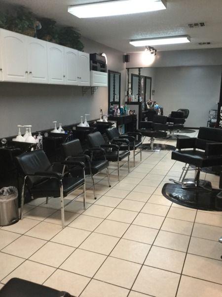 Blondies Hair Salons Inc