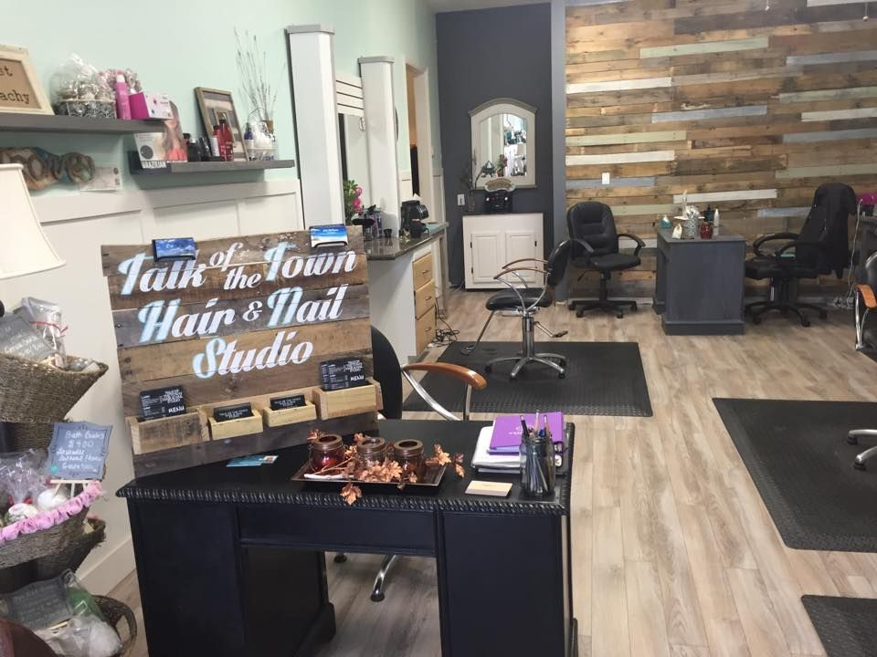 Talk Of The Town Hair Studio