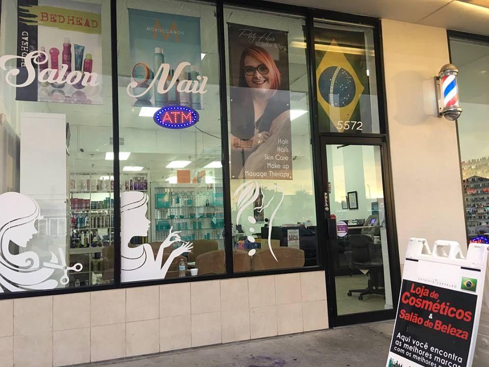 Paty Hair Salon  and  Spa