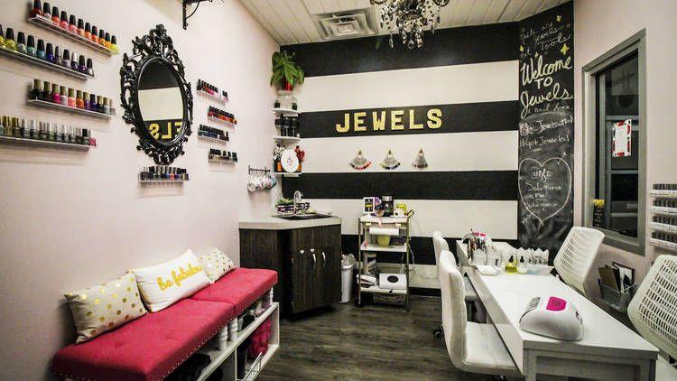 Jewels A Nail Box