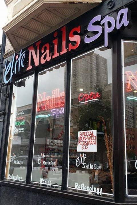 Elite Nails Spa
