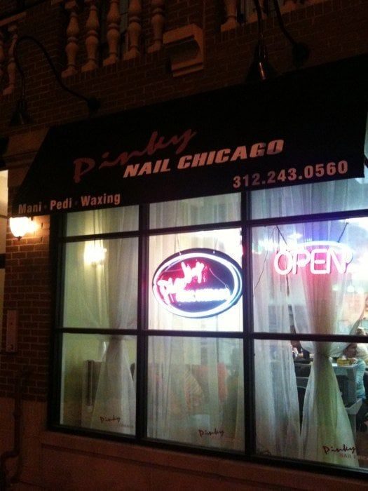 Pinky Nail Chicago