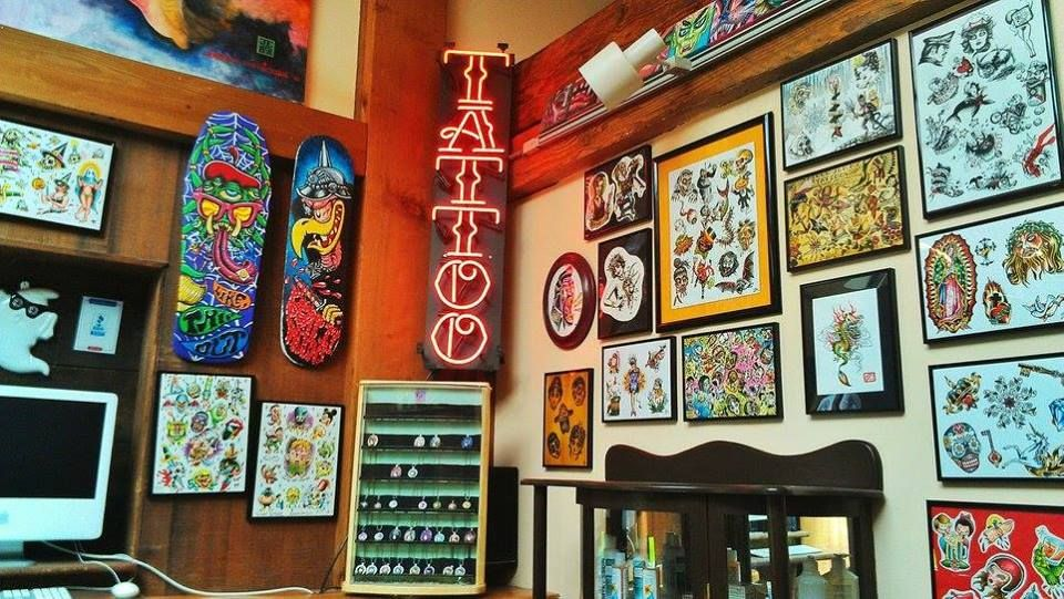 Mission Ink Tattoo and Piercing Studio In San Francisco