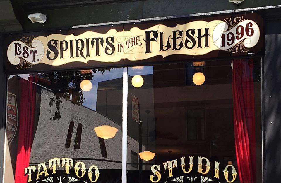 Spirits In The Flesh Tattoo Studio