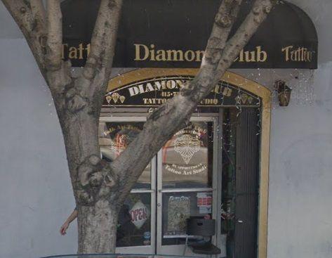 Diamond Club Tattoo Parlor