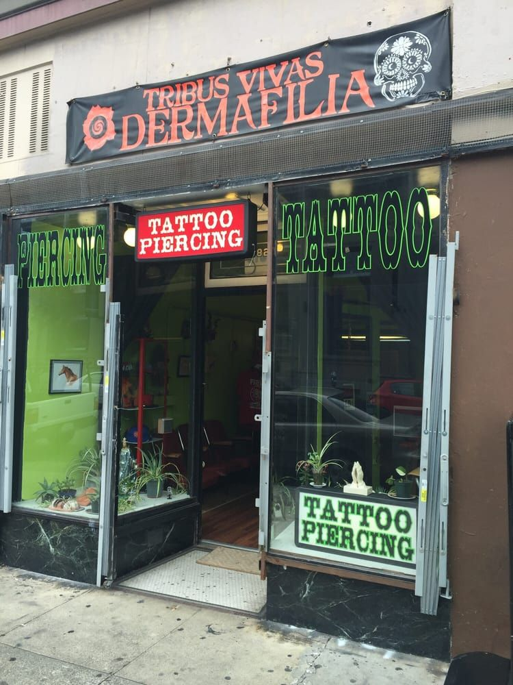 Dermafilia Tattoo and Piercing