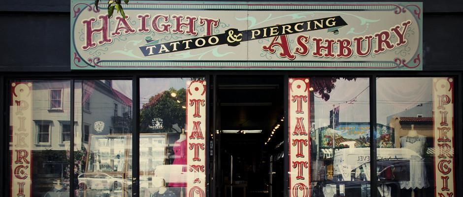 Haight Ashbury Tattoo and Piercing