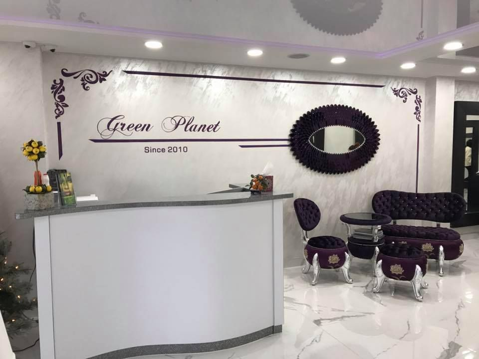 Green Planet Salon & Spa