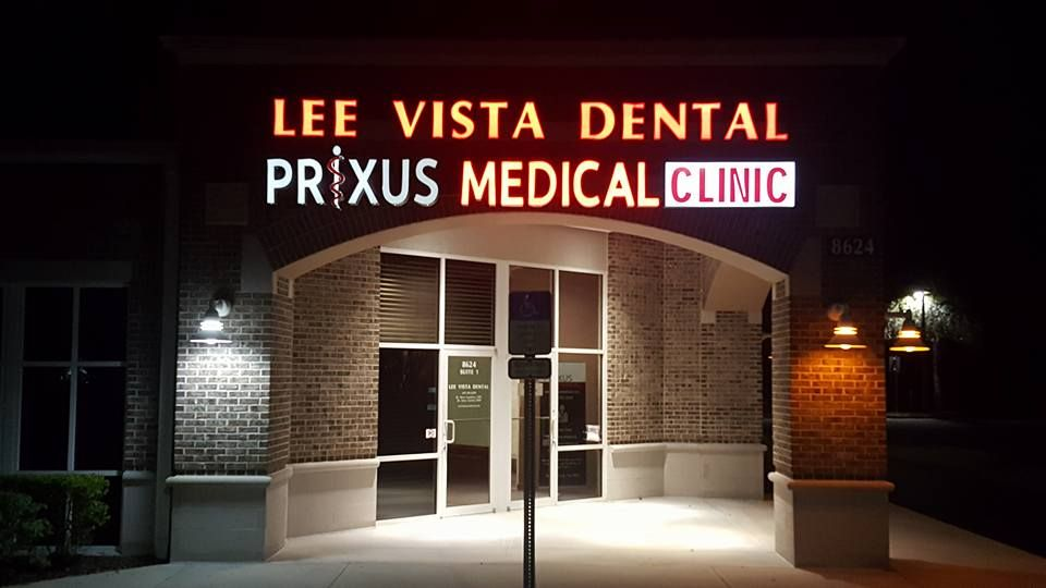 Lee Vista Dental, 8624 Lee Vista Blvd