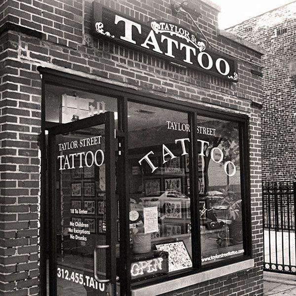 Taylor Street Tattoo