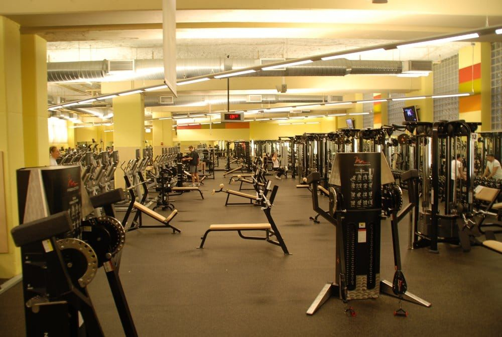 Fitness Formula Clubs South Loop