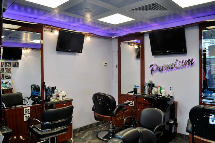 Premium Barber Shop