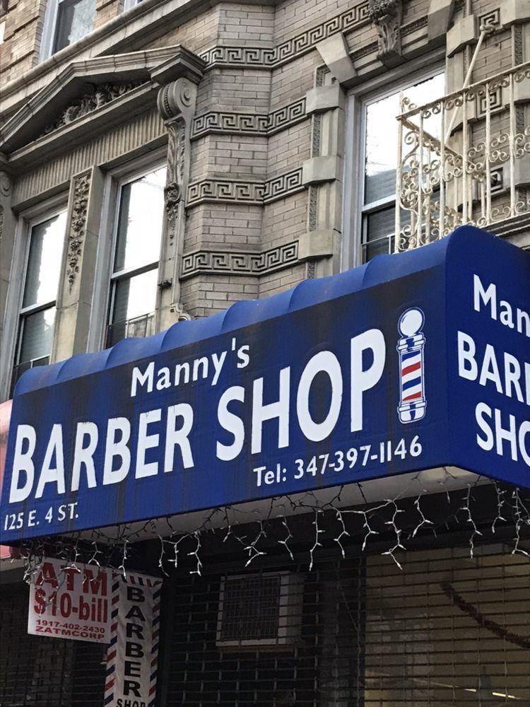 Manny's Barbershop