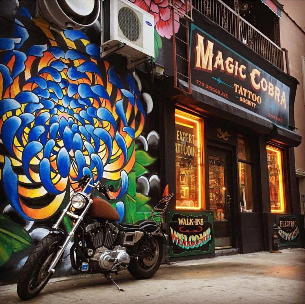 Magic Cobra Tattoo Society