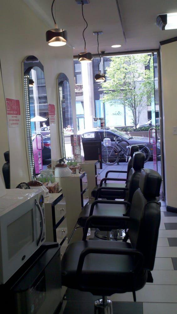 Pinky Threading Salon