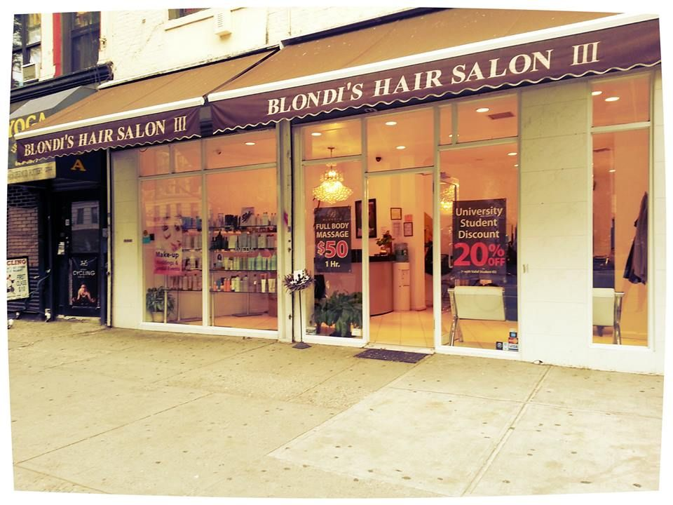 Blondis Salon