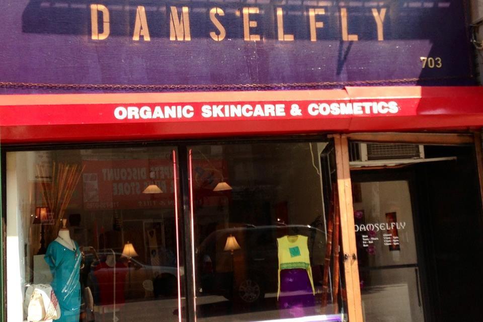Damselfly Skincare