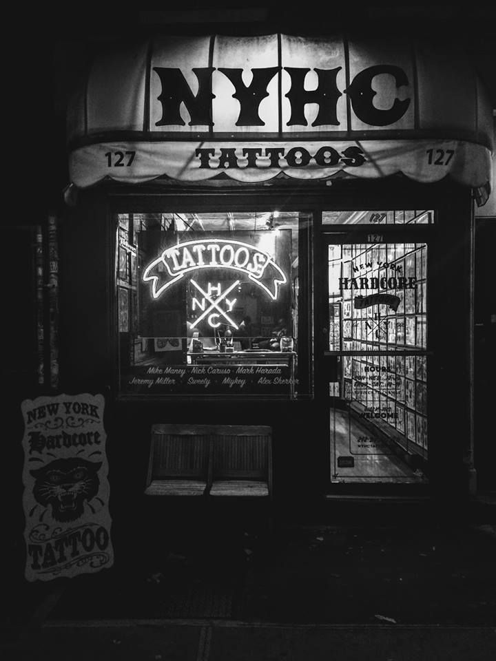 New York Hardcore Tattoo