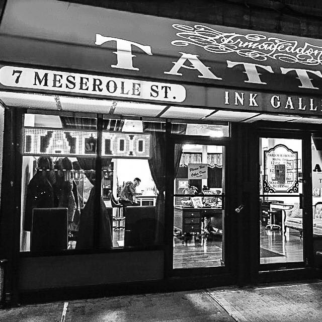 Armageddon Ink Gallery