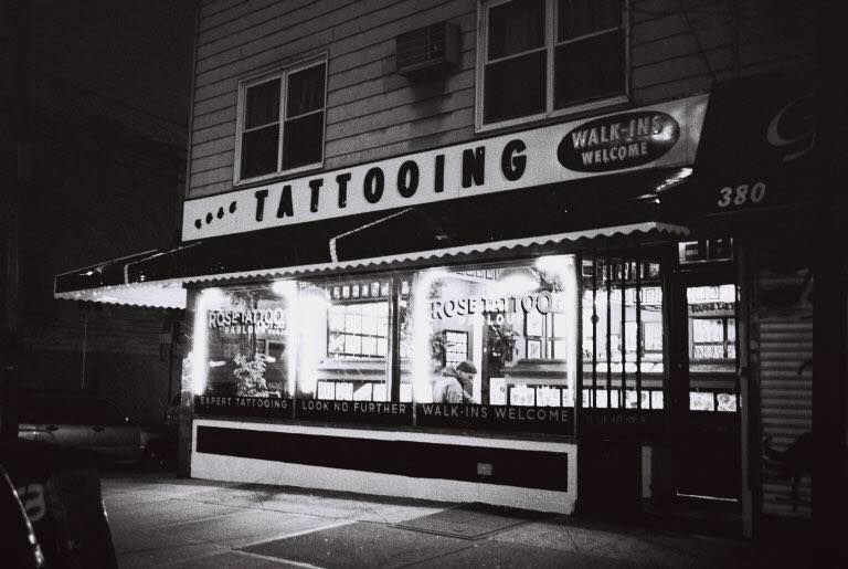 Rose Tattoo Parlour