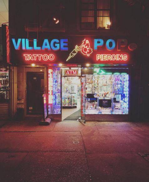 Village Pop Nyc Tattoo