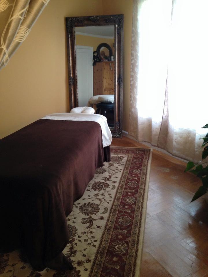 The Massage Garage