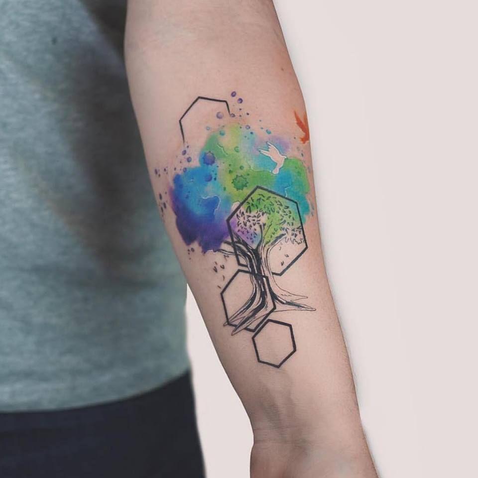 Gristle Tattoo