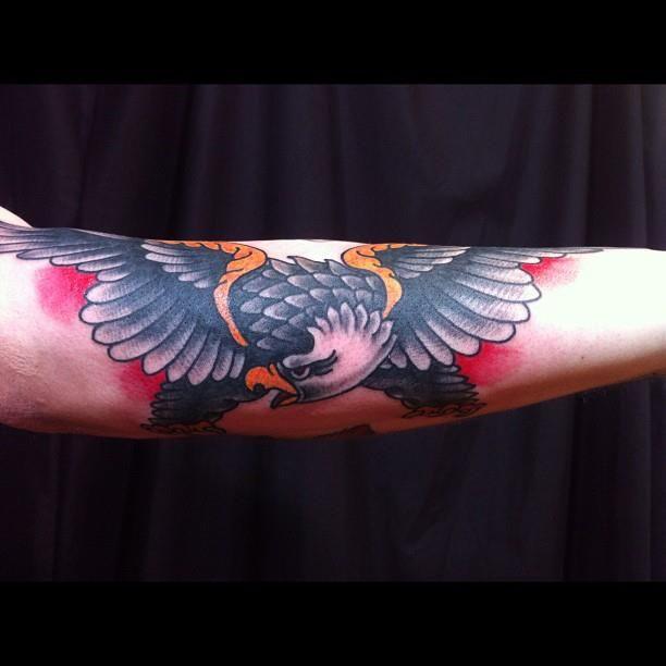 John Reardon Tattoos