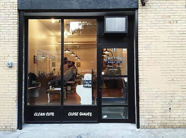 Black Rabbit Barbershop
