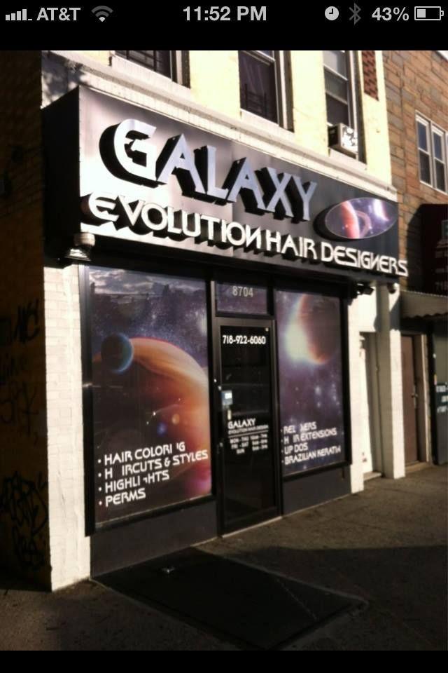 Galaxy Evolution Hair Designers