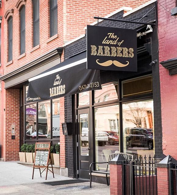 The Land Of Barbers