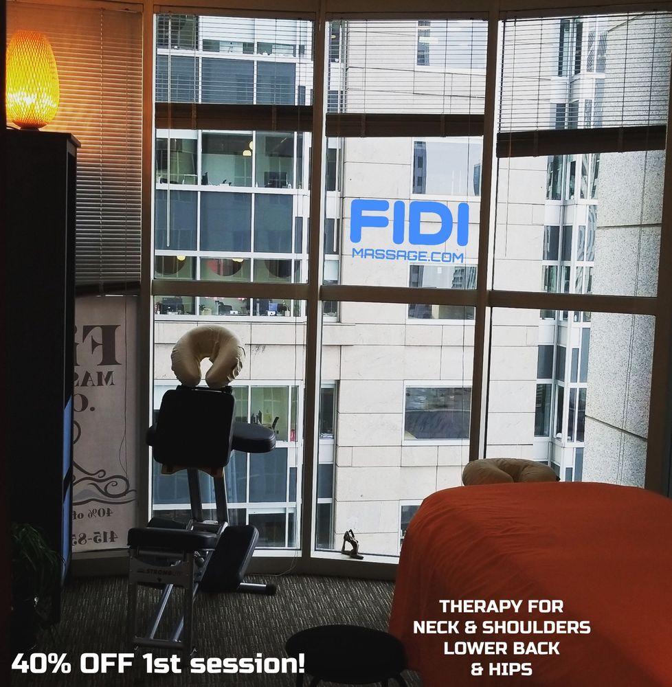 FiDi Massage