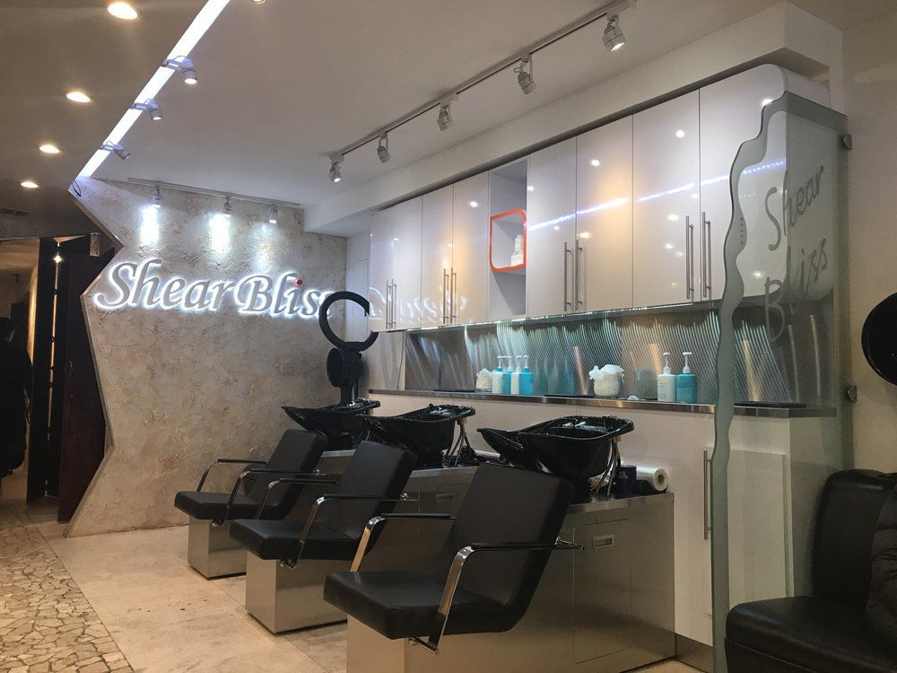 Shear Bliss Nyc Salon