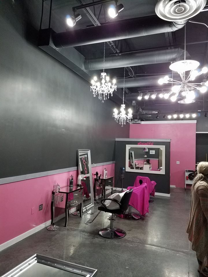 Dipped In Glamour Beauty Bar