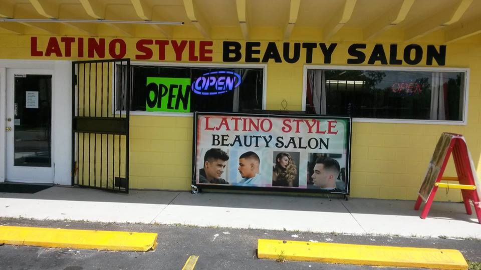 Latino Style Beauty Salon