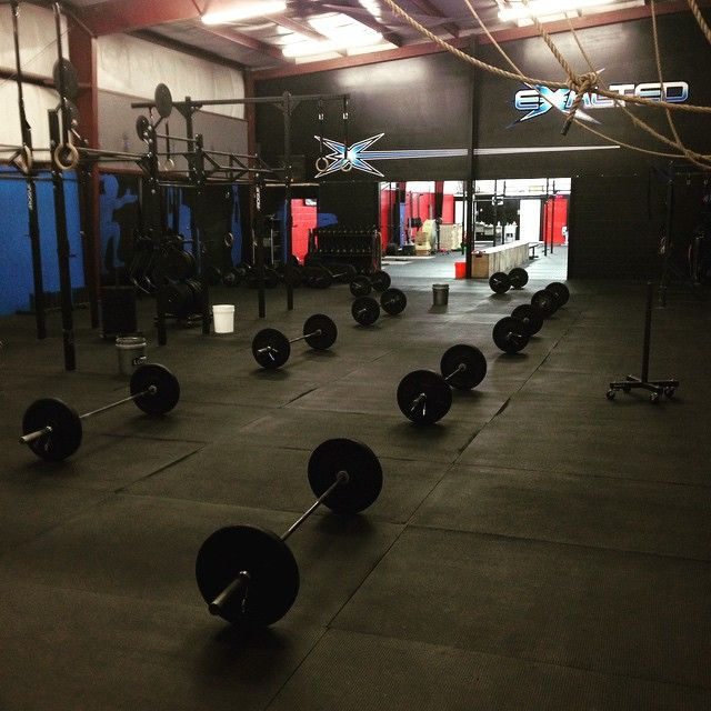 Crossfit Exalted